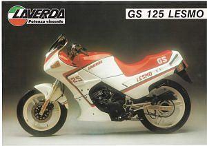 Laverda GS125 (1985-87)