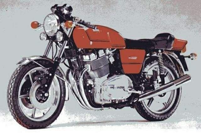 laverda 1000 Jota (1976-77)
