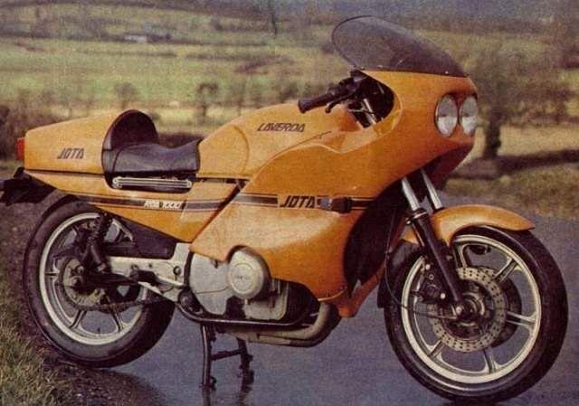 Laverda Jota 1000 Special (1983)