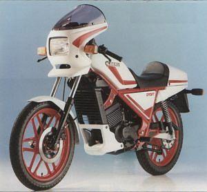 Laverda LB 125 Sport (1985)