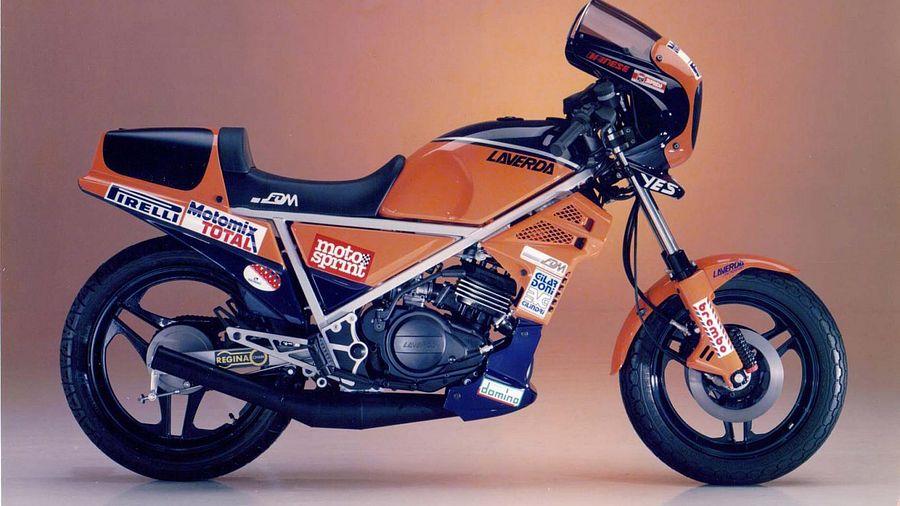 Laverda LB1 Trofeo (1986)
