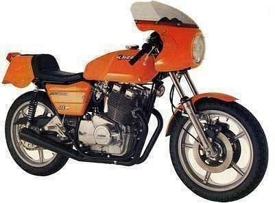 Laverda Montjuic Mk1 (1979)