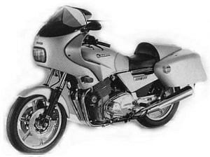 Laverda RGS1000 Executive (1985)