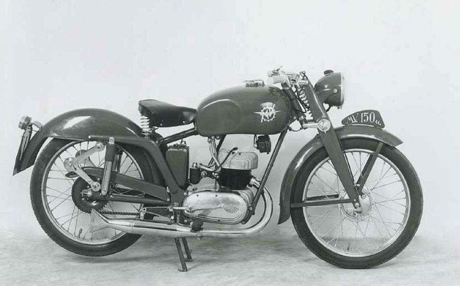 MV Agusta 150 Sport E (1952-53)