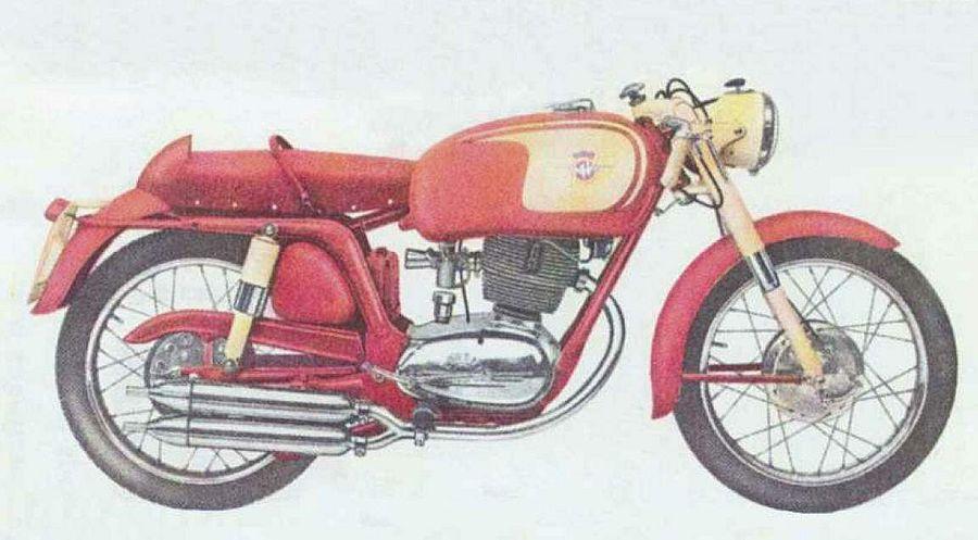 MV Agusta 150 Sport RS (1959-69)
