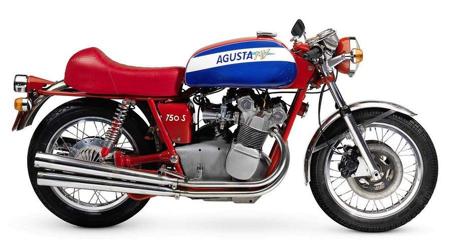 MV Agusta 750 Sport (1974)