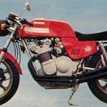 MV Agusta 800S Super America Daytona (1977)