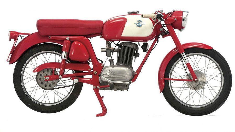MV Agusta 99 Sport Checca (1960-69)