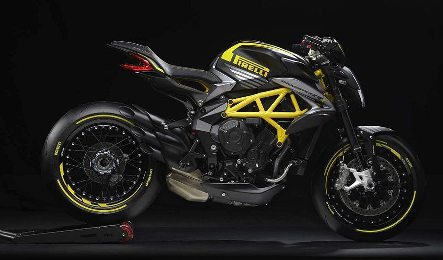 MV Agusta 800 Dragster RR Pirelli Limited Edition (2019)