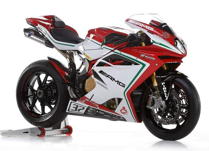 MV Agusta F3 800 RC Limited Edition (2015)