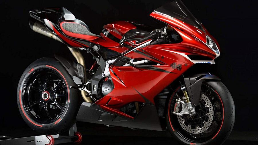 MV Agusta F4 LH44 Limited Edition (2018)
