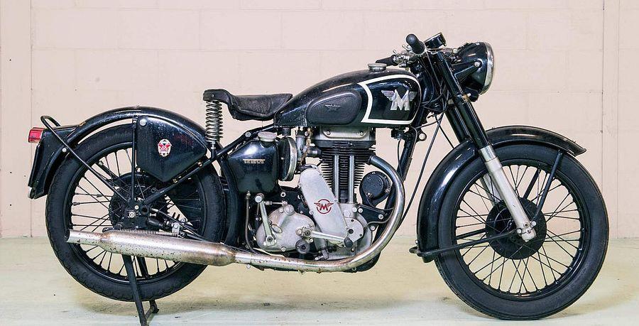 Matchless G3L (1956-58)