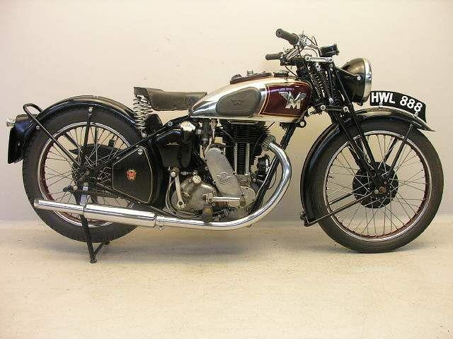 Matchless G90 Super Clubman 500 (1936-39)