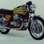 Moto Guzzi V7 Sport (1973-74)