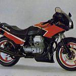 Moto Guzzi Le Mans 1000 Mark V (1992)