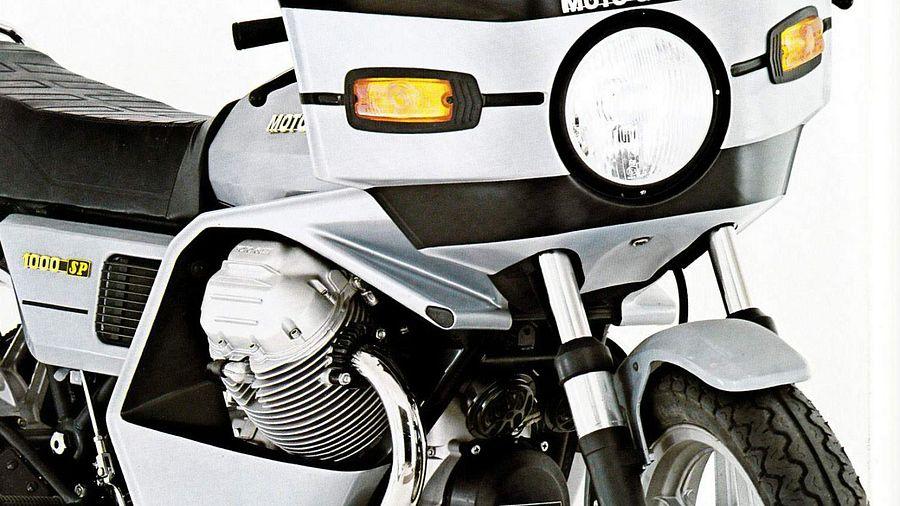 Moto Guzzi 1000SP Spada (1978-79)
