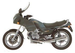 Moto Guzzi 1000SPIII (1990-92)
