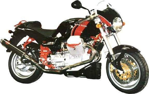 Moto Guzzi 1000S (1990)
