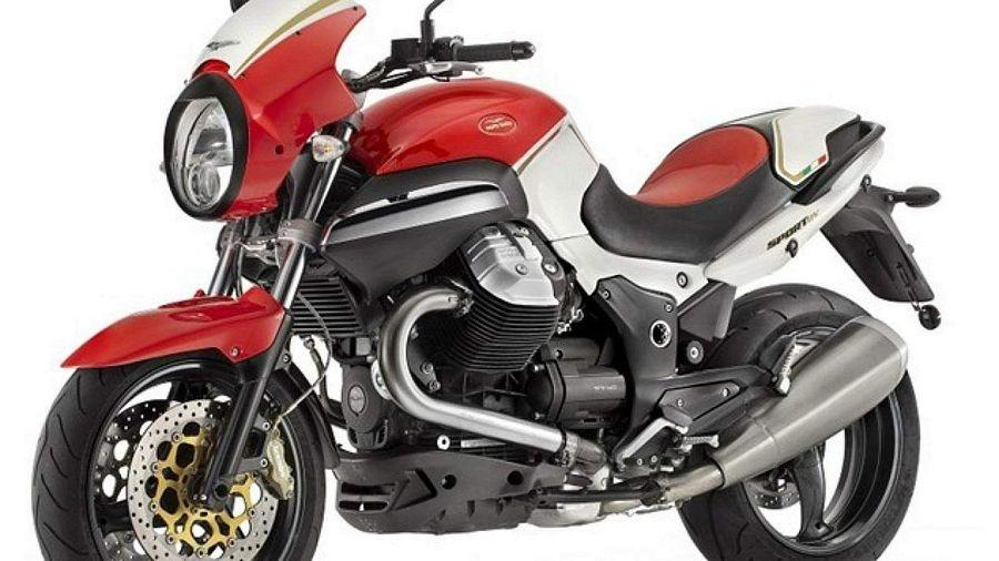 Moto Guzzi 1200 Sport (2007-08)