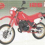Moto Guzzi 125TT BX (1985)