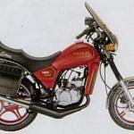 Moto Guzzi 125 Custom (1985)