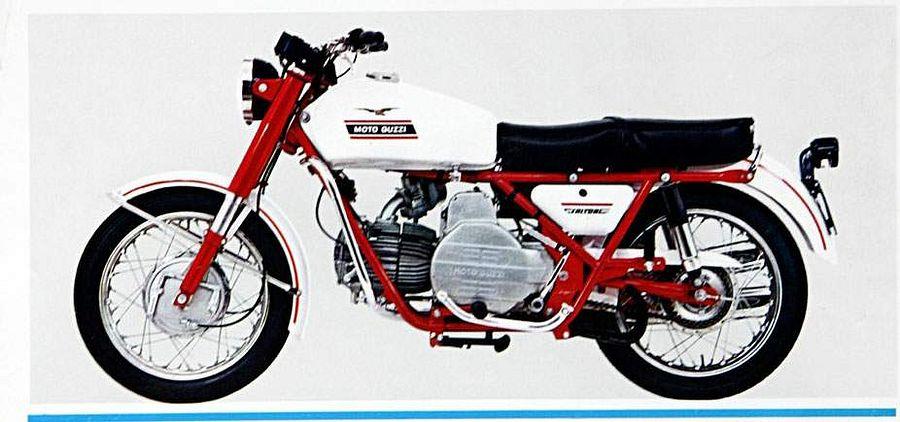 Moto Guzzi 500 Falcon (1969-76)