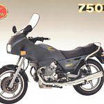 Moto Guzzi 750SP Spada (1988)
