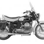 Moto Guzzi 850 California (1972-73)