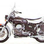 Moto Guzzi 850 California (1974-75)