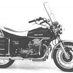 Moto Guzzi v 850 T3 California (1977-80)