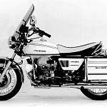 Moto Guzzi V 850 T3 California Polizia (1977)