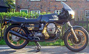 Moto Guzzi 850 Le Mans Mark II (1978-80)