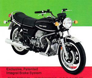 Moto Guzzi 850T3 (1975)