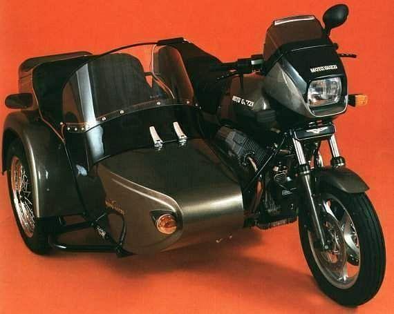 Moto Guzzi 850 T5 TR500 N4 (1983)