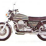 Moto Guzzi 850T (1973-74)