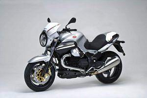 Moto Guzzi Breva 1200 Sport (2009-10)
