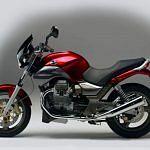 Moto Guzzi Breva V 750 ie (2004-06)