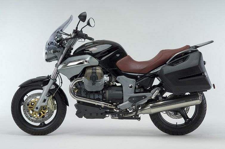 Moto Guzzi Breva V 1100ie (2004-05)