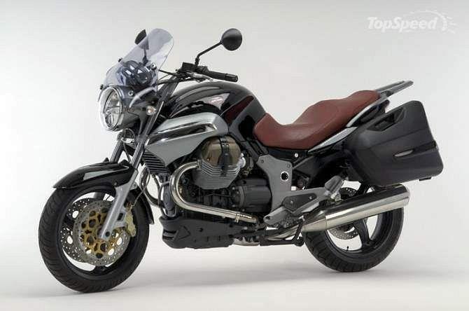 Moto Guzzi Breva V 1100ie (2006-07)