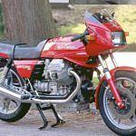Moto Guzzi Le Mans CX 100 (1979)