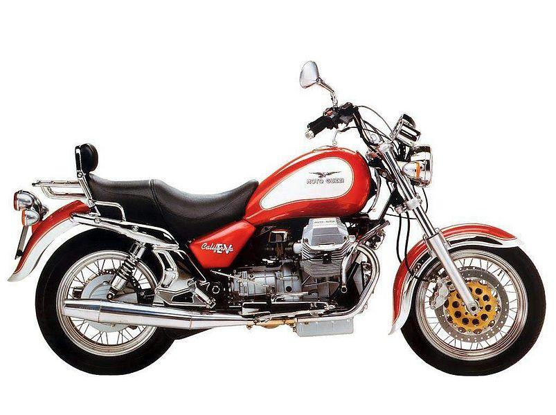 Moto Guzzi California 1100 EV (1997-99)