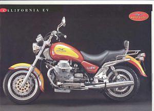 Moto Guzzi Carlafornia 1100 EV (2000-02)
