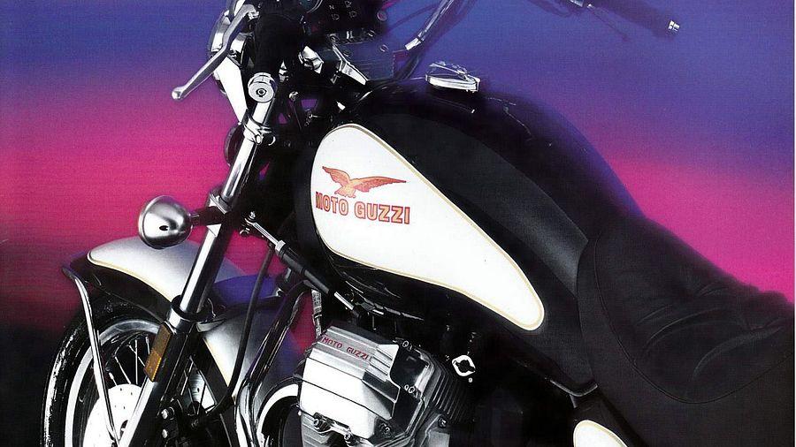 Moto Guzzi California 1100i (1995-96)