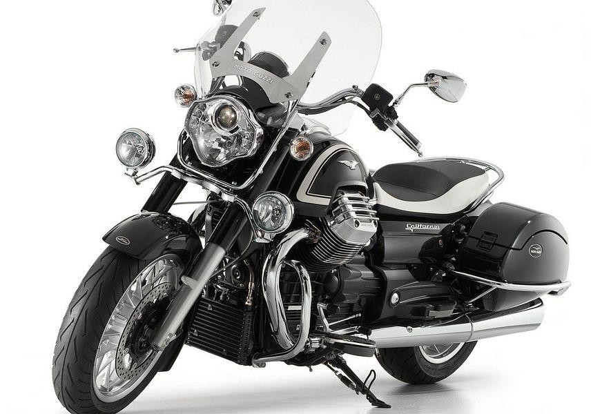 Moto Guzzi California 1400 Touring (2013-14)