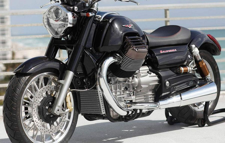 Moto Guzzi California 1400 Custom (2015-16)