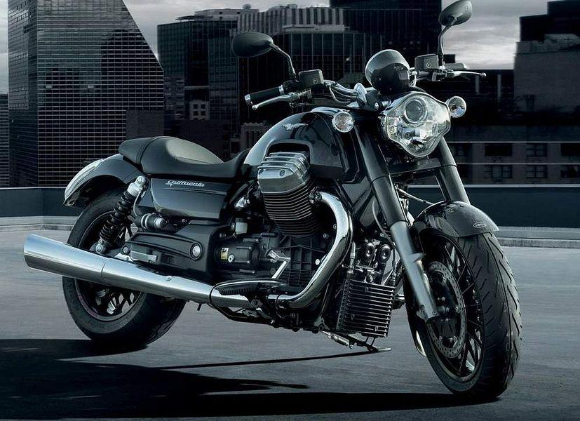 Moto Guzzi California 1400 Custom (2013-14)