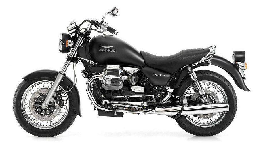 Moto Guzzi California Aquila Nera - Black Eagle (2010-11)