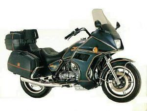 Moto Guzzi California III CI injection (1990)