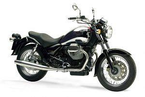 Moto Guzzi California Stone Chrome (2003)