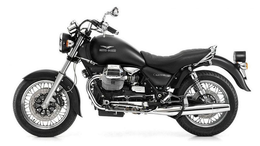 Moto Guzzi California Stone Metal Black (2003)